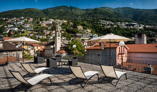HOTEL DELL' ANGELO Locarno
