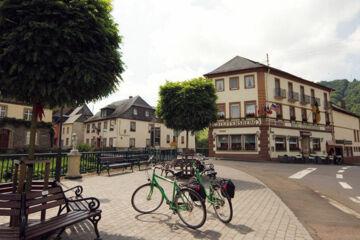MOSEL-WEINHOTEL STEFFENSBERG Enkirch