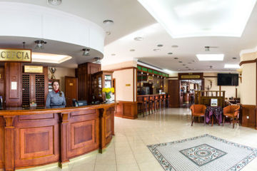 HOTEL VERDE Mścice