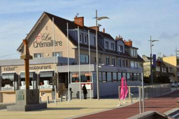HÔTEL LA CRÉMAILLÈRE-LE GYTAN Courseulles-sur-Mer