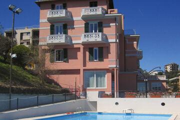 HOTEL VILLA ADELE Celle Ligure (SV)