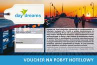 Voucher na hotel od daydreams – krótki urlop